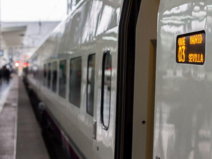 Cancelados más de 700 trenes por la huelga de Renfe