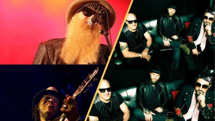 El mejor blues con J.L Walker, Billy Gibbons y Susan Santos