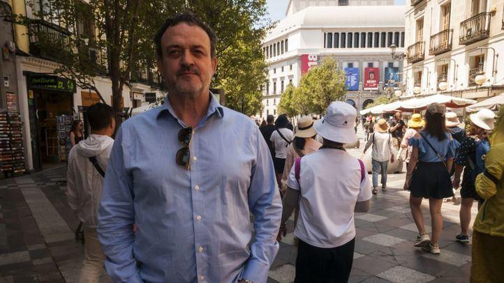 César Vea abandona la huelga de hambre:
