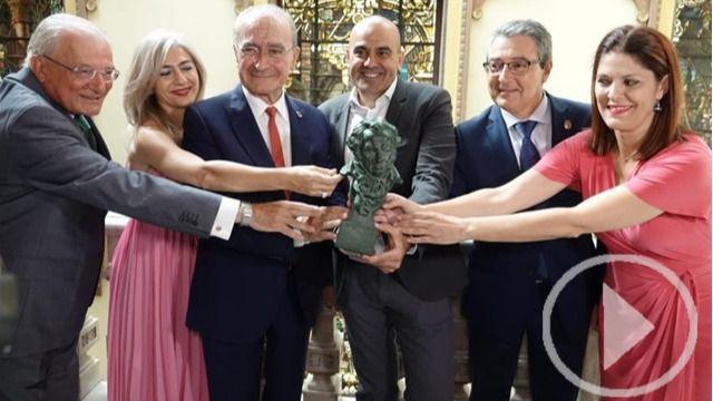 La gala de los Premios Goya, en Málaga en enero