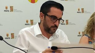 Diego Ortiz, alcalde socialista de Pinto.