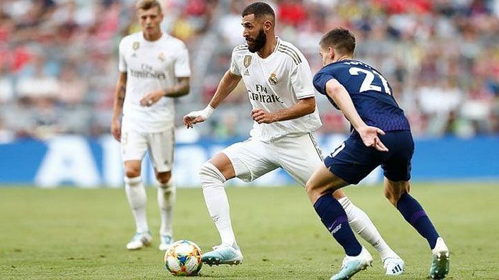 El alarmante balance del Madrid: tres derrotas y un empate en la pretemporada