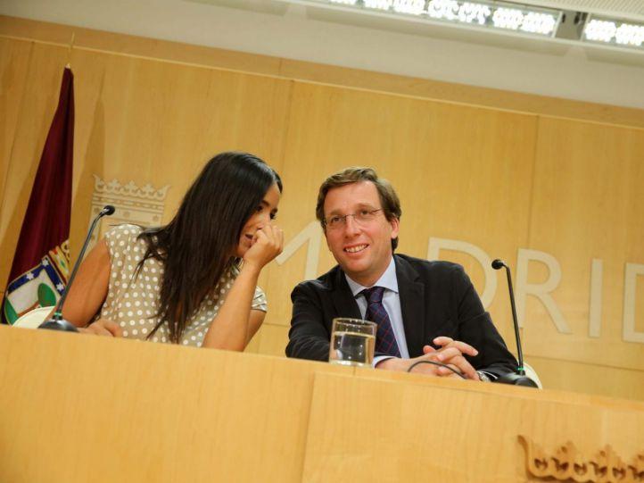 Villacís y Almeida pasan revista a sus primeros 50 días: