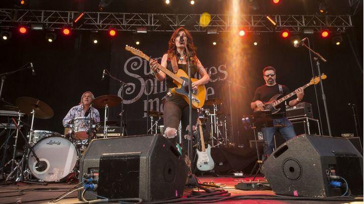 Noche Supersónica de blues con Billy Gibbons y Susan Santos