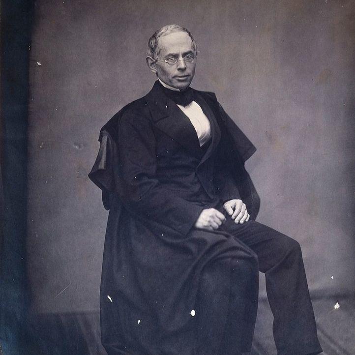 Muere Juan Eugenio Hartzenbusch, padre de Los amantes de Teruel
