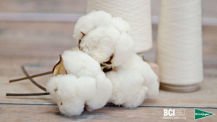 El Corte Inglés se adhiere a Better Cotton Initiative por un algodón sostenible