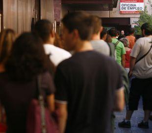 Sube el paro en Madrid durante el mes de julio: casi mil desempleados más