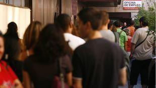Aunque a nivel nacional el desempleo ha caído, en Madrid hay 908 personas más que en junio en situación de desempleo.