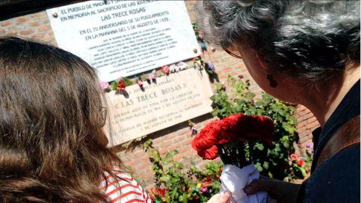 El 80 aniversario del fusilamiento de las Trece Rosas