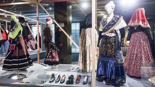 El Museo del Traje expone iconos de la indumentaria tradicional