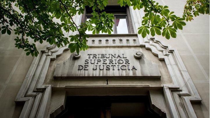 Tribunal Superior de Justicia de Madrid, en la calle General Castaños, 1.