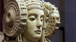 Dama de Elche, pieza estrella del Museo Arqueológico Nacional.