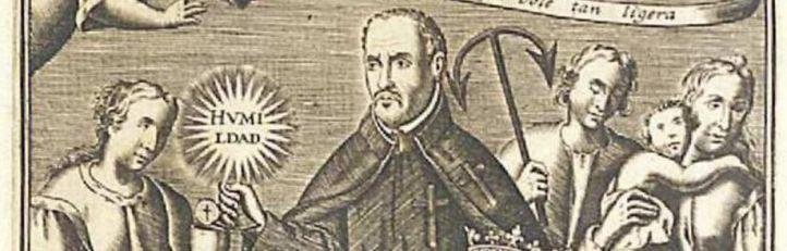 Bernardino de Obregón, el religioso que se dio a los pobres tras abofetear a un barrendero