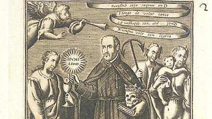 Retrato de Bernardino de Obregón.