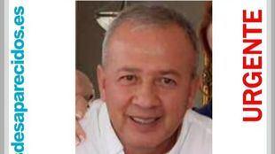 Localizado el hombre de 65 años desaparecido en Fuenlabrada
