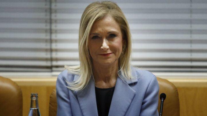 Cristina Cifuentes, expresidenta de la Comunidad de Madrid.