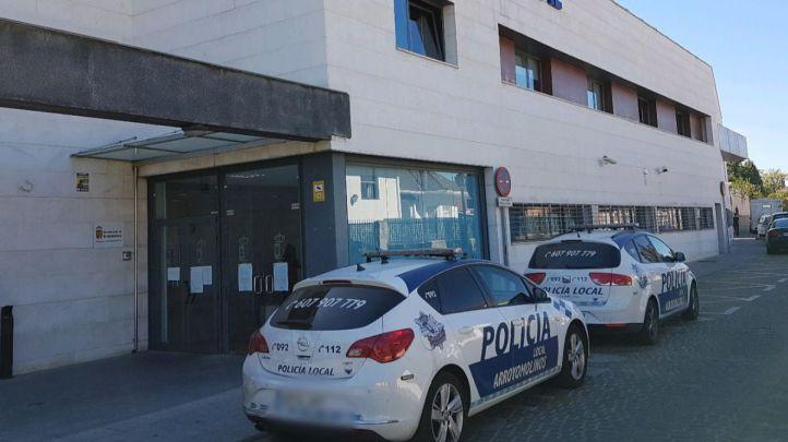 Persecución tras un intento de robo en Arroyomolinos
