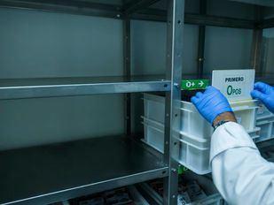 Nuevo SOS de los hospitales madrileños: se necesita sangre tipo 0-, A- y B-
