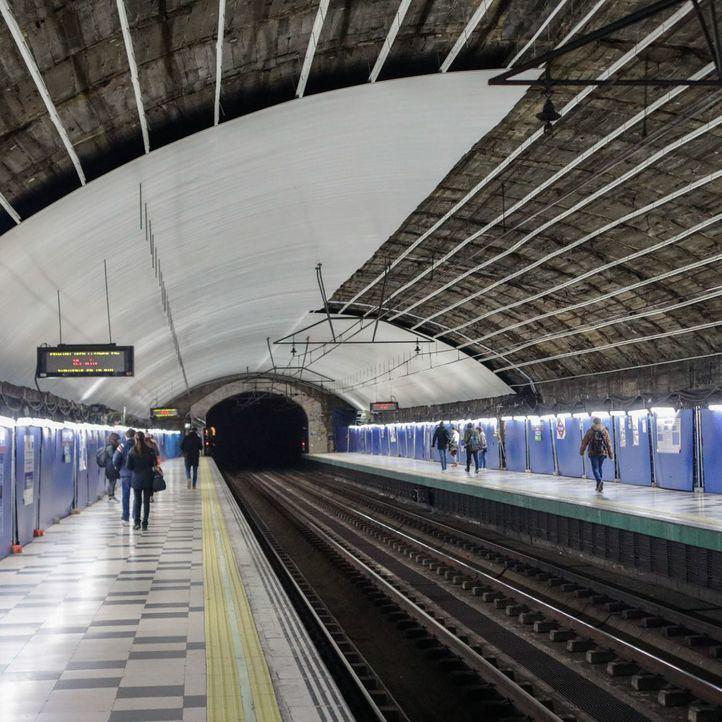 La estación de Príncipe de Vergara cierra del 10 al 23 de agosto