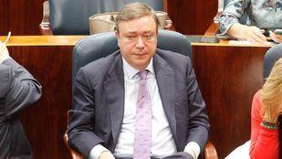 Juan Soler, exdiputado en la Asamblea y exalcalde de Getafe.