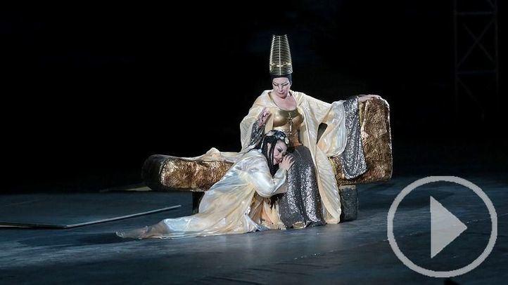 La Aida del siglo XXI de la Fura dels Baus, en el cine