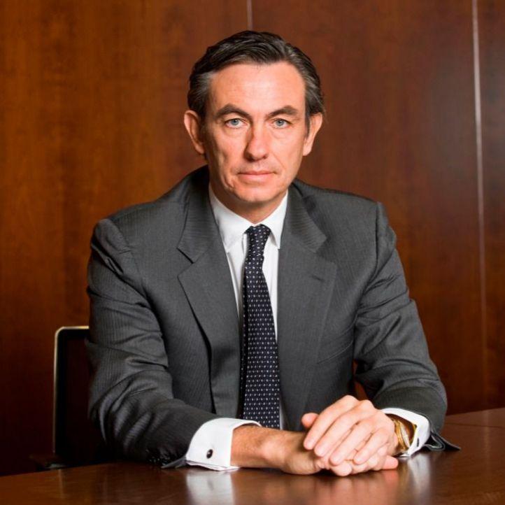 Álvaro Aresti, nuevo presidente de Distrito Castellana Norte