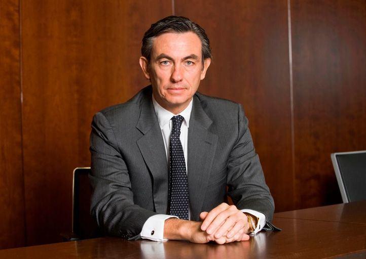 Álvaro Aresti, nuevo presidente de Distrito Castellana Norte.