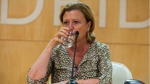 Paloma García Ropero, concejal del Ayuntamiento de Madrid.