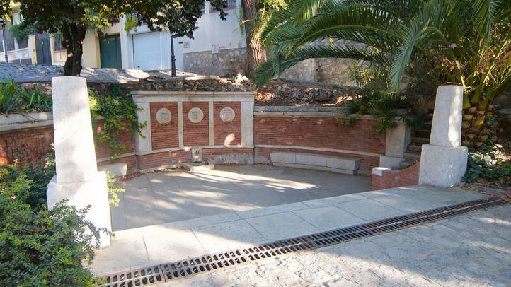 Monumento Fuente del Berro.