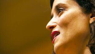 Isabel Díaz Ayuso, futura presidenta de la Comunidad de Madrid.