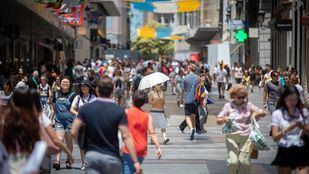 La economía madrileña permanece al alza: crece el PIB un 3,3% en la región
