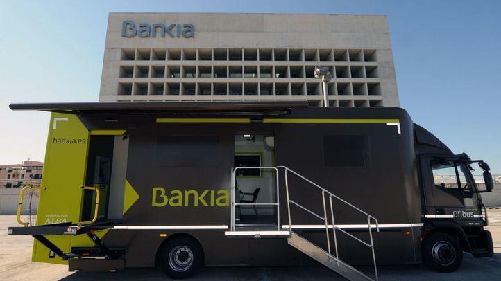 Los ofibuses de Bankia dan servicio a 250.000 personas de 373 municipios en riesgo de exclusión financiera