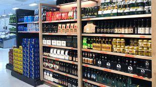 Muestra de cervezas de Mercadona.