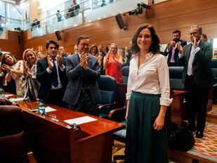 PERFIL l Ayuso I de Madrid, la baronesa de Casado