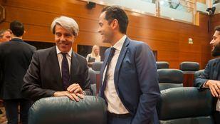 Ángel Garrido será el consejero de Transportes de la Comunidad.