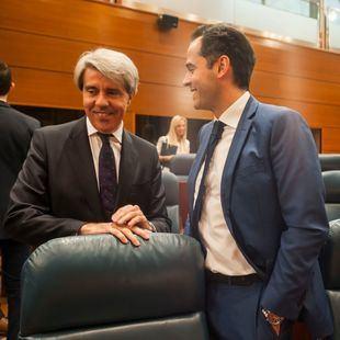 Ángel Garrido, consejero de Transportes en el nuevo Gobierno