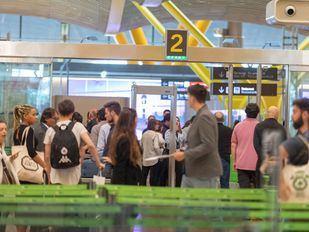 Barajas, el aeropuerto más concurrido en este puente de agosto