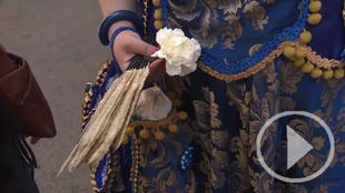 Madrid homenajea a su Virgen de la Paloma