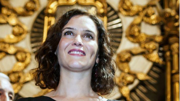 La presidenta electa de la Comunidad de Madrid, Isabel Díaz Ayuso, busca la 'renovación' en su futuro equipo de Gobierno.