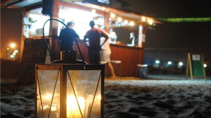 El verano, los chiringuitos y los puestos de comida