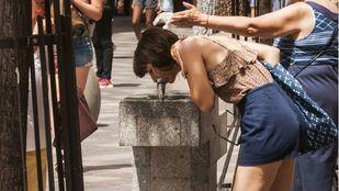 La Aemet activa el aviso amarillo por calor en Madrid.
