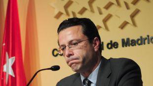 Lasquetty gestionará la cartera de Hacienda en el Gobierno de la Comunidad de Madrid.