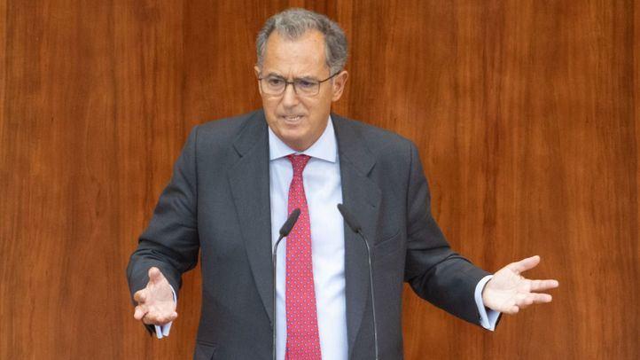Enrique Ossorio regresa al Ejecutivo como consejero de Educación (PP)