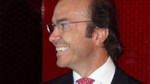 Eduardo Sicilia, consejero de Universidad, Ciencia e Innovación (Cs)