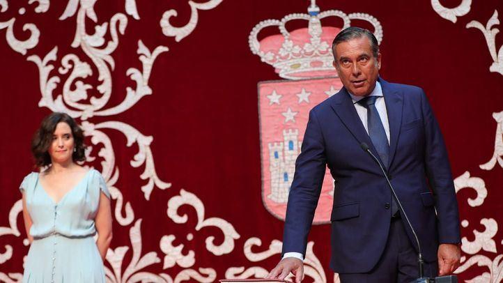 Enrique López asegura que si hubiera podido juzgar la Gürtel, lo hubiera hecho