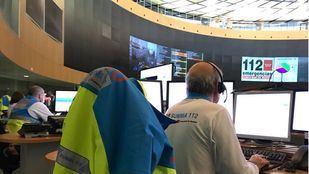 Técnico de emergencias del 112 Comunidad de Madrid.