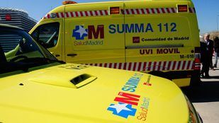 Ambulancia del Summa 112.