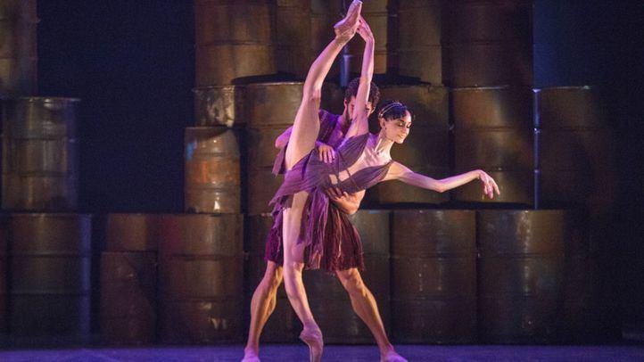 Llega la versión en ballet de 'Antígona' a los Teatros del Canal de la mano de Víctor Ullate y con la actuación estelar de Lucía Lacarra.
