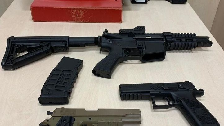 Este tipo de armas deben ser utilizadas exclusivamente en zonas permitidas y habilitadas.