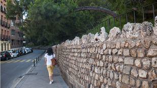 La calle Irún será una de las habilitadas para circular tras el corte en las rampas entre Ferraz y la Cuesta de San Vicente.